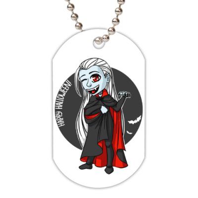 Жетон dog-tag Вампир