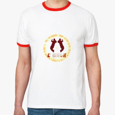 Футболка Ringer-T c-walk