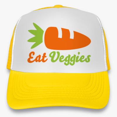 Кепка-тракер Eat Veggies