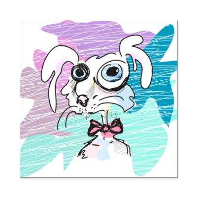 Наклейка (стикер) Rabbit