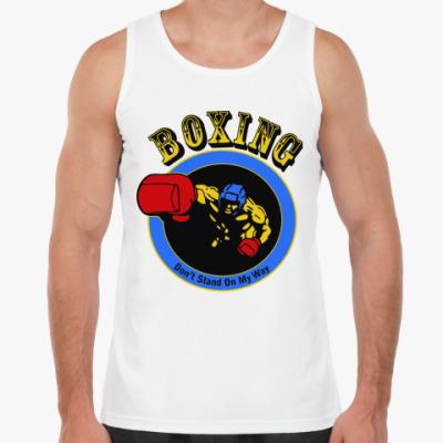 Майка boxing