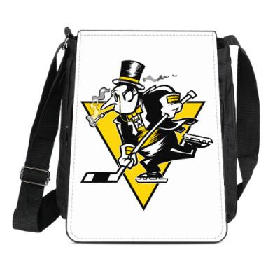 Сумка-планшет Go Penguins