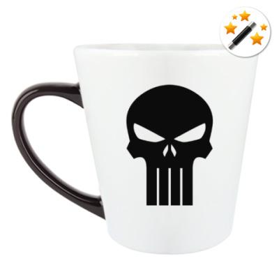 Кружка-хамелеон Punisher