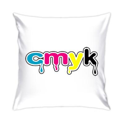 Подушка CMYK