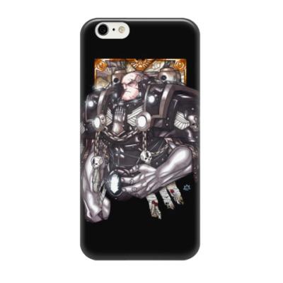 Чехол для iPhone 6/6s Ferrus Manus the Primarchs the Iron Hands