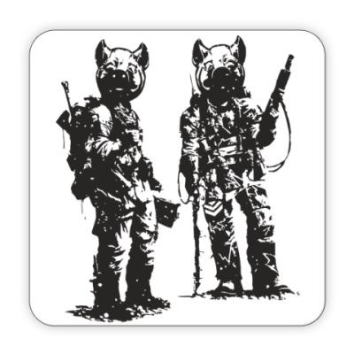 Костер (подставка под кружку) War Pigs