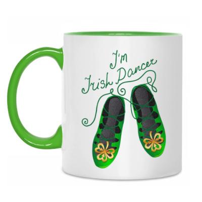 Кружка I'm Irish Dancer