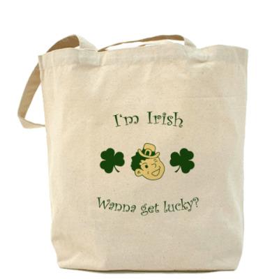 Сумка I'm Irish
