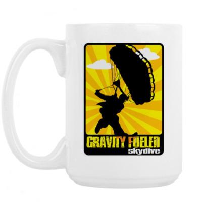 Кружка Gravity Fueled Skydive