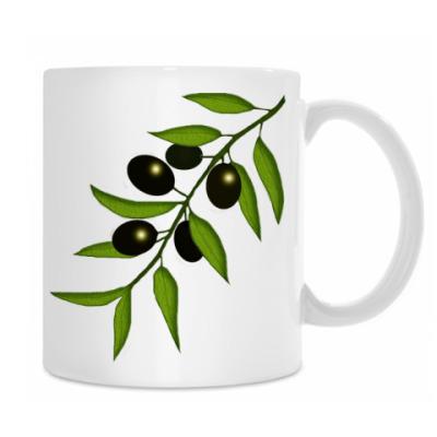 Ветка маслин