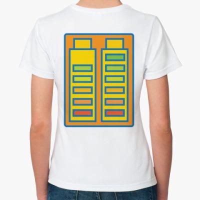 Классическая футболка Energy