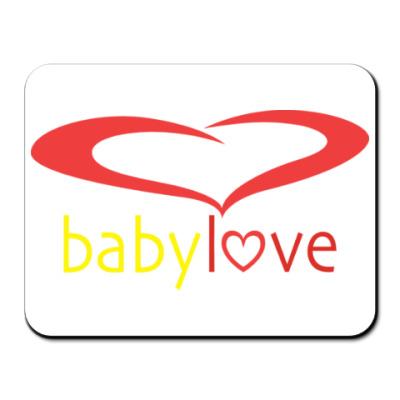 Коврик для мыши Baby Love