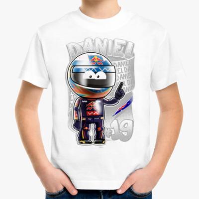 Детская футболка Daniel № 19