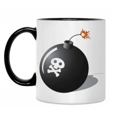 Кружка BOMB!