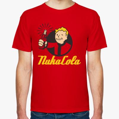 Футболка Fallout - Nuka Cola
