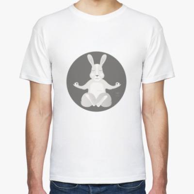 Футболка Animal Zen: R is for Rabbit