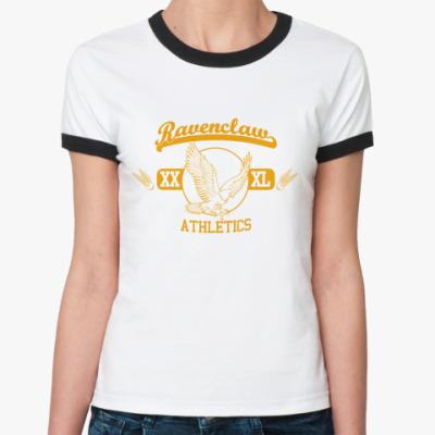 Женская футболка Ringer-T Ravenclaw  Ж()