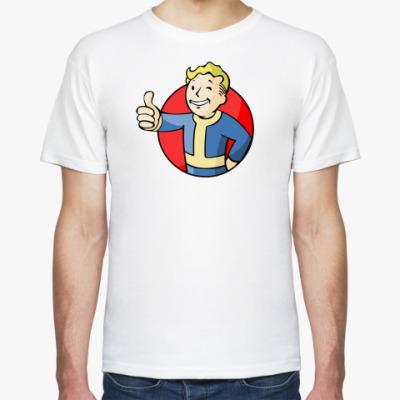 Футболка Lucky vault-boy