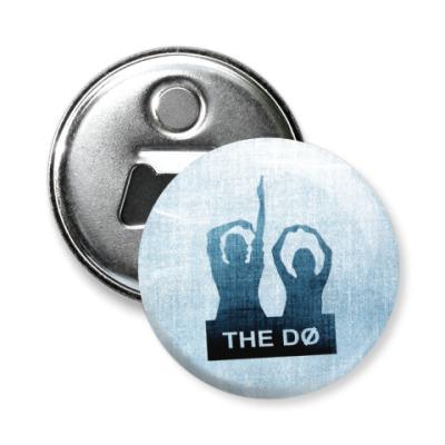 Магнит-открывашка The Dø