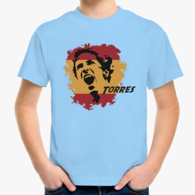 Детская футболка Торрес