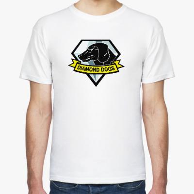 Футболка Diamond Dogs MGS 5