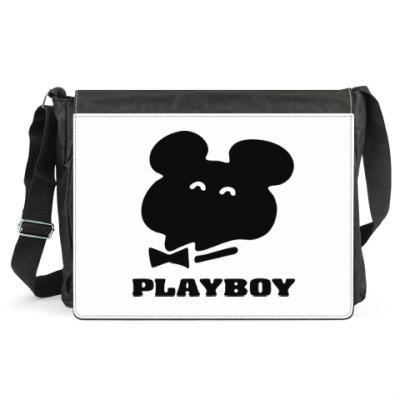 Сумка Мишка Playboy