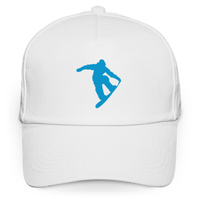Кепка бейсболка Snowboard