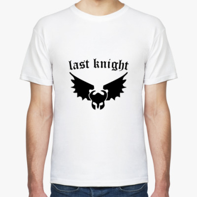 Футболка Last Knight
