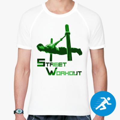 Спортивная футболка Street Workout. Edge #1