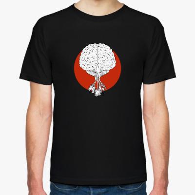 Футболка Мозг айтишника