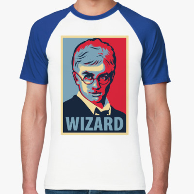 Футболка реглан Wizard