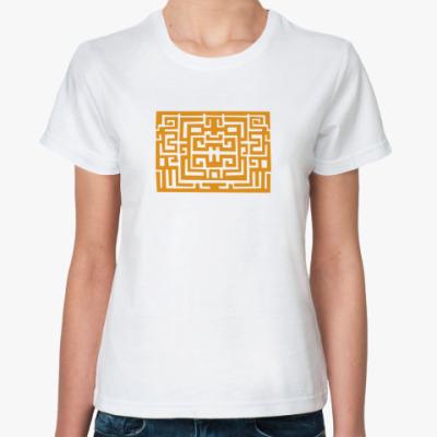 Классическая футболка  O/G