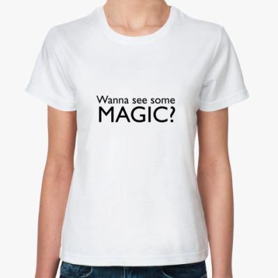 Классическая футболка Blaine's Street Magic