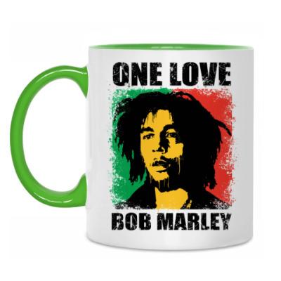 Кружка Bob Marley