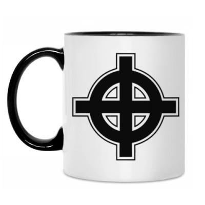 Кружка Aryan cross