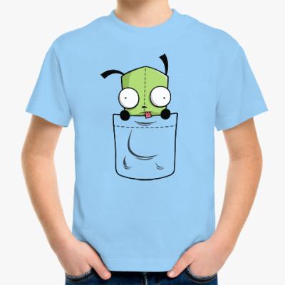 Детская футболка Invader Zim