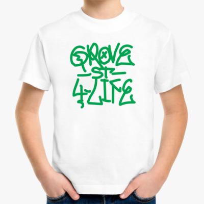 Детская футболка Grove 4 Life
