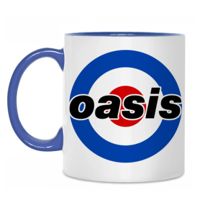 Кружка Oasis Mod Target