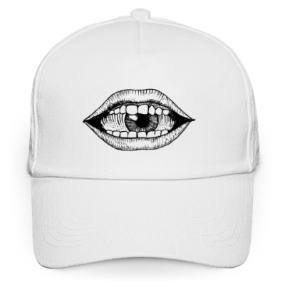 Кепка бейсболка Третий глаз