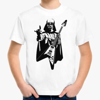 Детская футболка Darth Metal