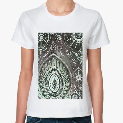 Классическая футболка Звезды в воздухе