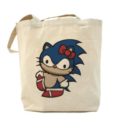 Сумка Kitty Sonic