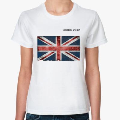 Классическая футболка LONDON 2012