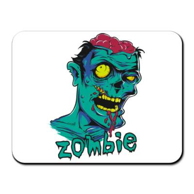 Коврик для мыши Zombie