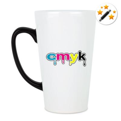 Кружка-хамелеон CMYK