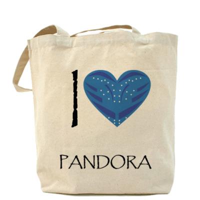 Сумка I love Pandora