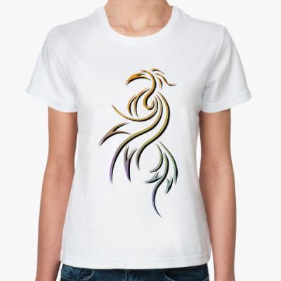 Классическая футболка Феникс