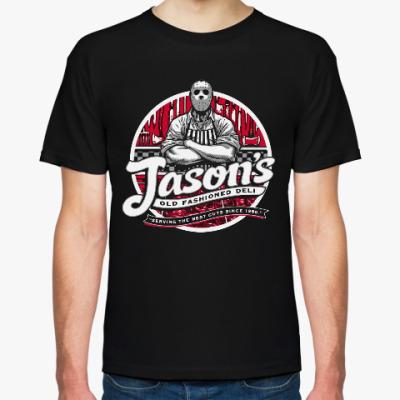 Футболка Джейсон (Пятница 13)