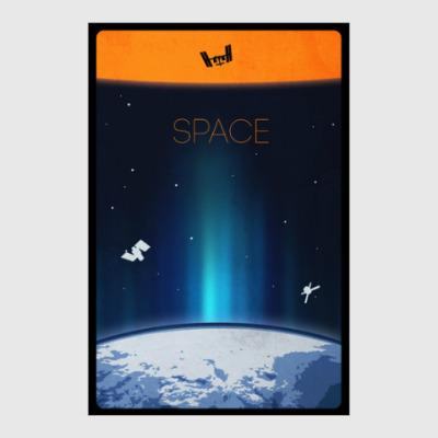 Постер Космос