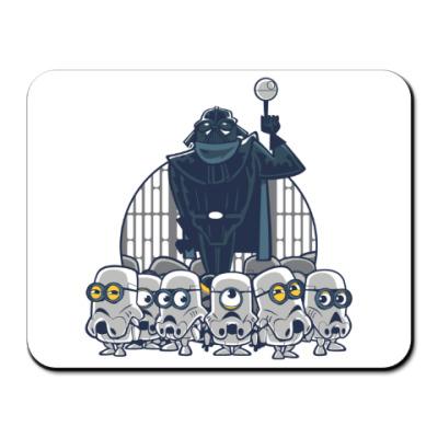 Коврик для мыши Darth Vader & Minions